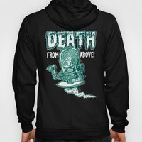 Death From Above (Black) Hoody