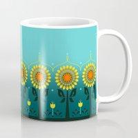 Sunflower Fever Mug