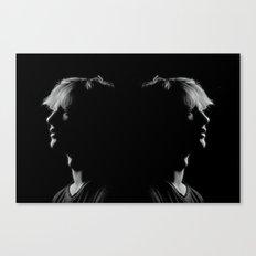 Man to Man Canvas Print
