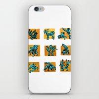 Capoeira 500+ iPhone & iPod Skin