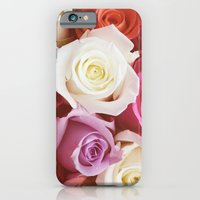 Romantic Rose iPhone 6 Slim Case