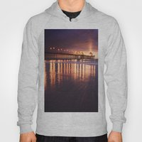 Huntington Beach Sunset Hoody