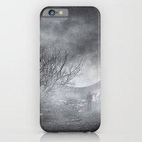 Dark Night Sky Paradox iPhone 6 Slim Case