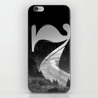 Lucky Seven Fade BEACH iPhone & iPod Skin