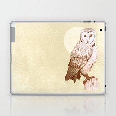 Barn Owl recolour Laptop & iPad Skin