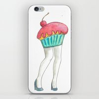 Muffin Tops  iPhone & iPod Skin
