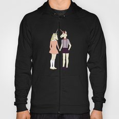 Our love is unique, we are Unicorns Hoody