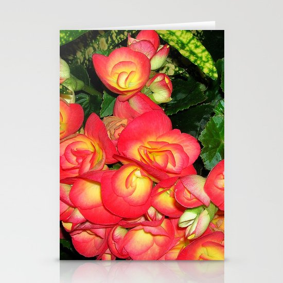 flora VIII Stationery Card