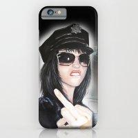 NYPD Rebel iPhone 6 Slim Case