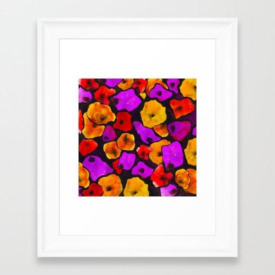 Abundance III Framed Art Print
