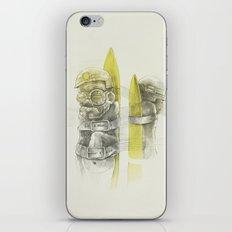WL / III iPhone & iPod Skin
