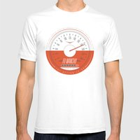 FU MANCHU - Austin, TX -… Mens Fitted Tee White SMALL