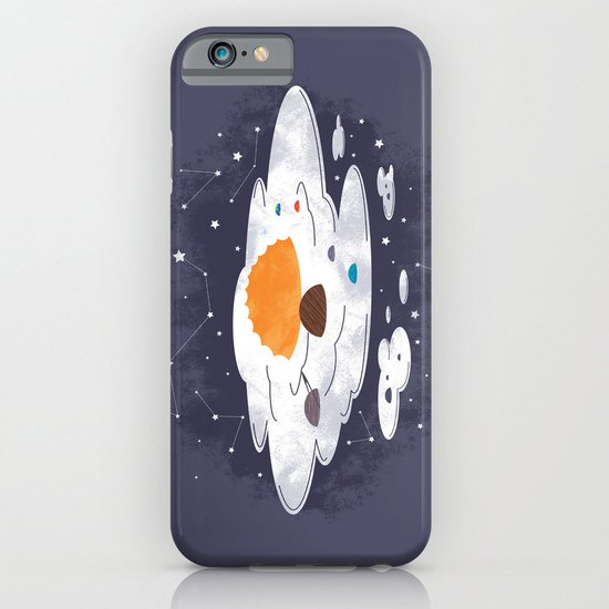egg dimension iPhone & iPod Case