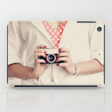 Vintage Photography iPad Case