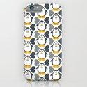 NGWINI - penguin love pattern 4 iPhone & iPod Case