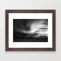 Bigger Picture Framed Art Print