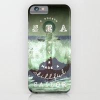 THE SAILOR QUOTE iPhone 6 Slim Case