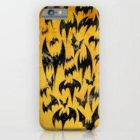 Bats in the Belfry iPhone 6 Slim Case