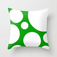 1 - Up Mushroom Throw Pillow
