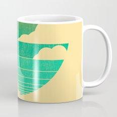Go West (sail away in my boat) Mug