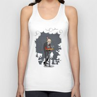 Richter at the Party Unisex Tank Top