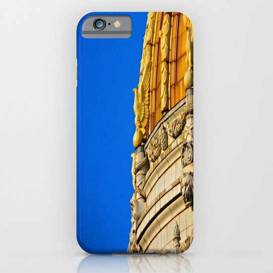 Westmoreland County Courthouse Dome iPhone & iPod Case