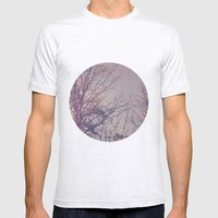 All The Pretty Lights (3… Mens Fitted Tee Ash Grey SMALL