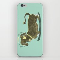 Bad Dog! (The Little Dac… iPhone & iPod Skin
