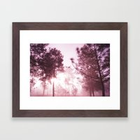 Sunrising Framed Art Print