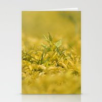 Yellow, Yellow, Super Fellow Stationery Cards