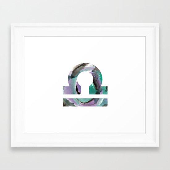 lb2 Framed Art Print