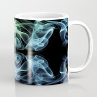 Smoke Photography #8 Mug