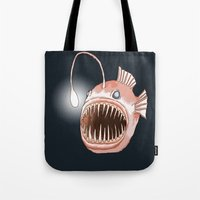 Anglerfish Tote Bag