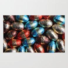 Easter eggs Rug