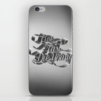 Live Fast Die Young - Bl… iPhone & iPod Skin