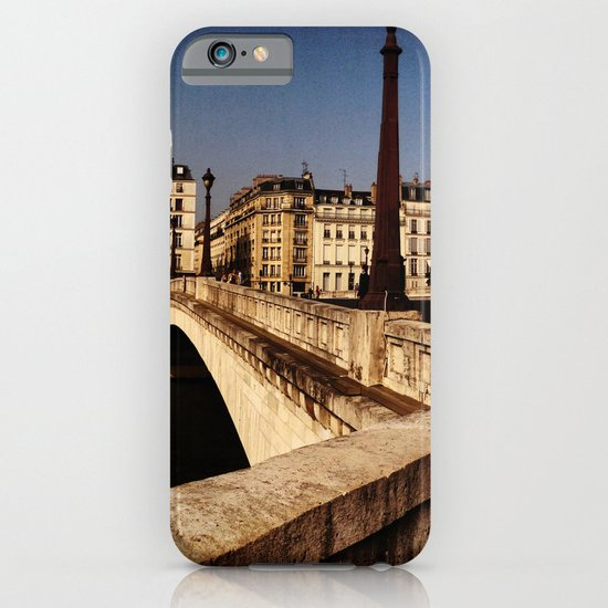 Bridges of Paris - Ile Saint Louis iPhone & iPod Case