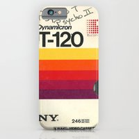iPhone & iPod Case featuring vhs by sr casetin