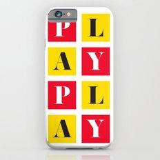 Play iPhone 6s Slim Case