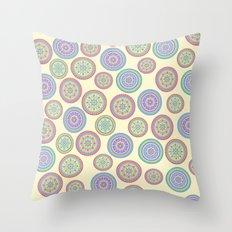 zentangle Throw Pillow