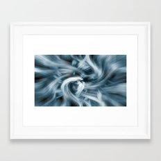 Cyclical Framed Art Print