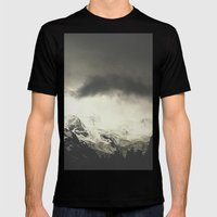 Get there Mens Fitted Tee Black SMALL