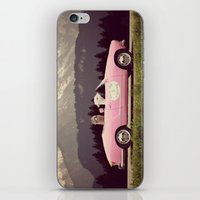 NEVER STOP EXPLORING VII iPhone & iPod Skin