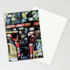 Boba Fett Collage Stationery Cards