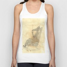 Time to relax Unisex Tank Top