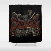 Scoobies Shower Curtain