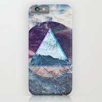 triangle iPhone & iPod Cases featuring Triangle by Ashley Keeley