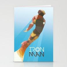 Iron Stationery Cards