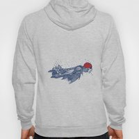 Olympic Swimmer  Hoody