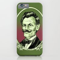 iPhone & iPod Case featuring Lincoln by Esteban Ruiz