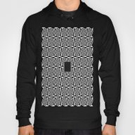 Blinding In Black And Wh… Hoody
